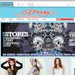 Christian Audigier Clothing Lines - Ed Hardy