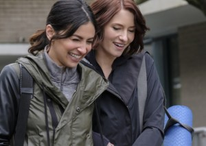 Sanvers-The CW Network,