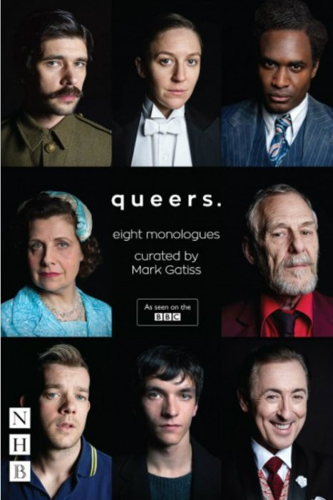 """Poster for """"Queers."""""""