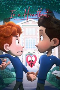 """Poster for """"In a Heartbeat"""""""