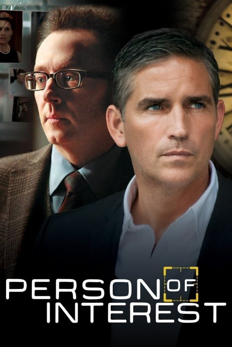 person of interest vertical