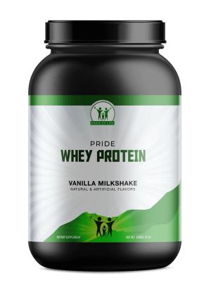 5lb Whey Protein Vanilla – 70 servings
