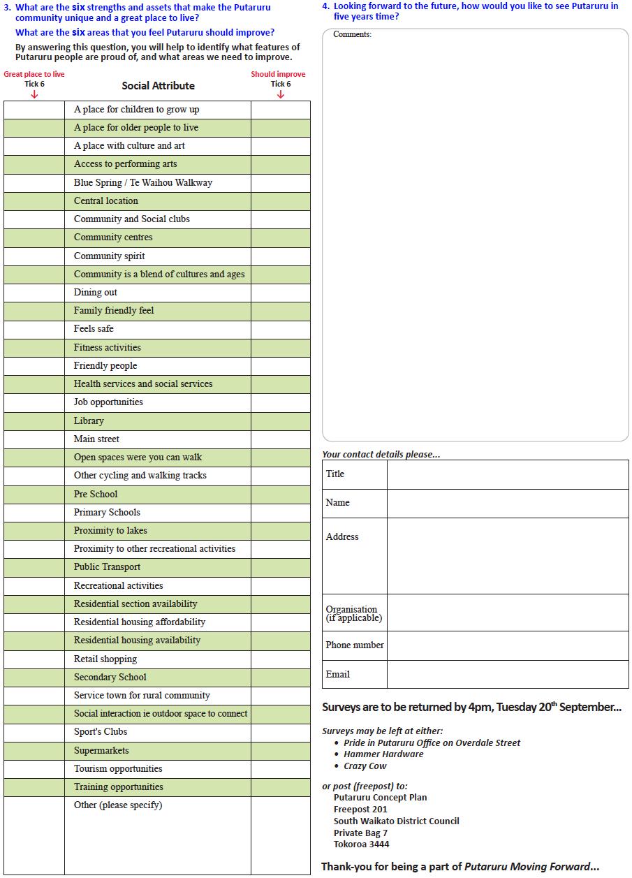 PiP Survey Page 2