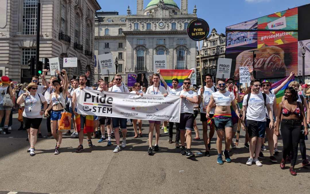 Pride in STEM does Pride Proud