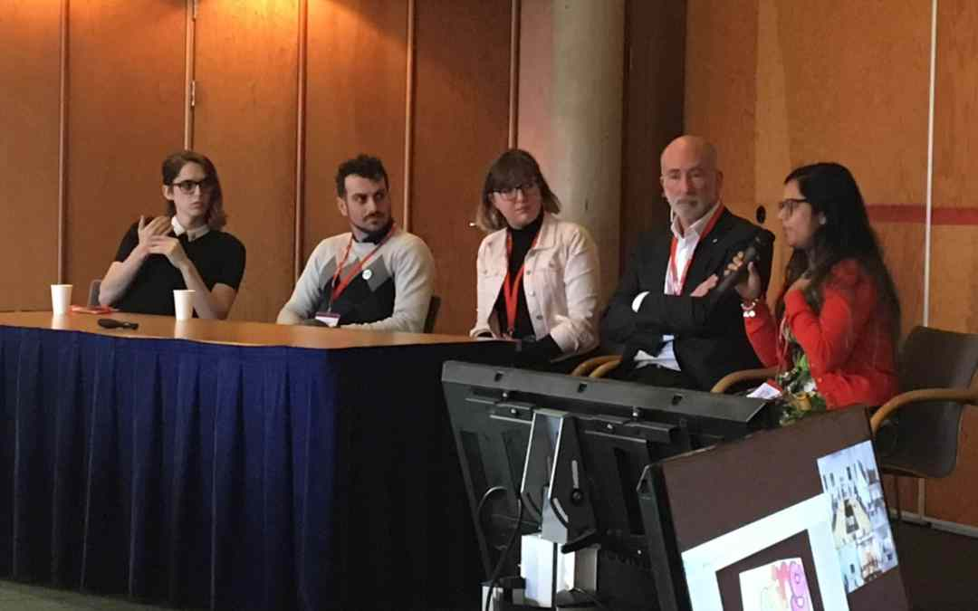 Pride in STEM Talks Diversity at the European Space Agency