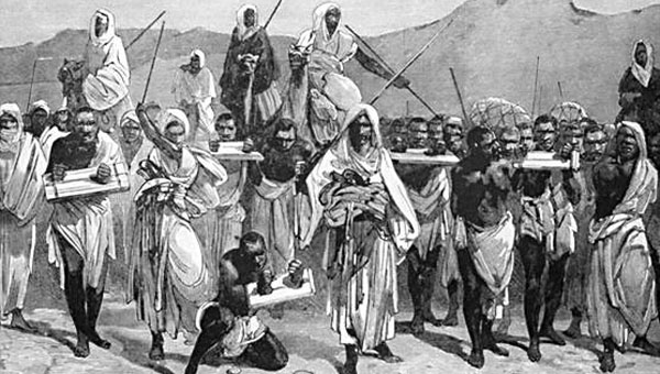 Arab Involvement In The African Slave Trade — Another Under-addressed Facet Of Black History