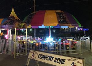 Pride of Texas Shows Carnival Elm Mott TX  Rides
