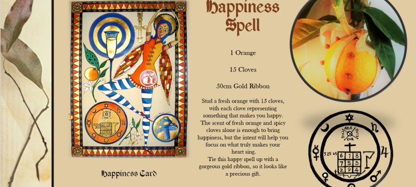 Happiness Spell