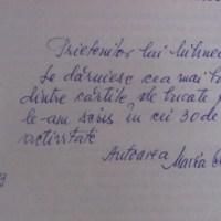 Cumpără o carte de bucate cu autograf! Susţine-l pe Mihnea!