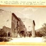 Le prieuré en 1910