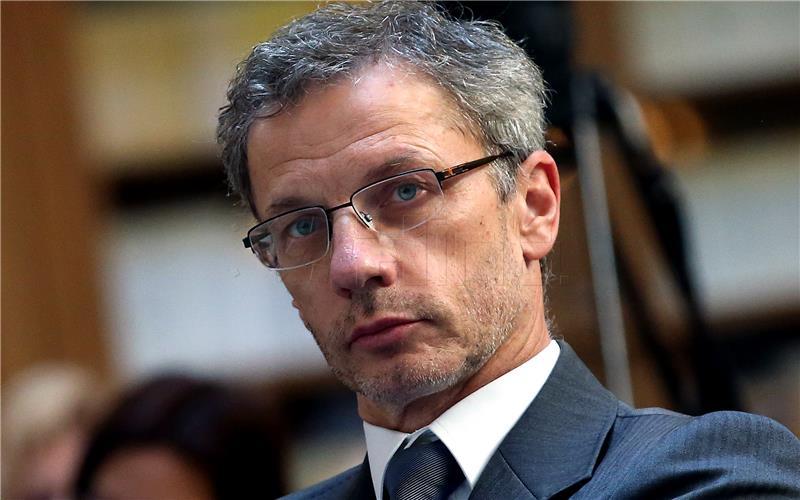 Guverner Vujčić: U prvom polugodištu 2020. zbog pandemije pad BDP-a 7,8 posto