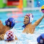 OI Vaterpolo: Hrvatska – Srbija 14-12