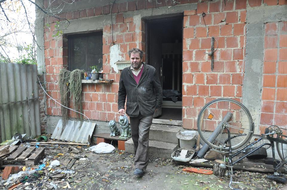 ŠOKANTNO Stjepan Vincek iz Treme živi bez ijedne kune primanja, a danima jede samo krumpir