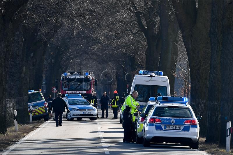 UŽAS U NJEMAČKOJ Obitelj iz Hrvatske u naletu kamiona izgubila 3-godišnjeg dječaka
