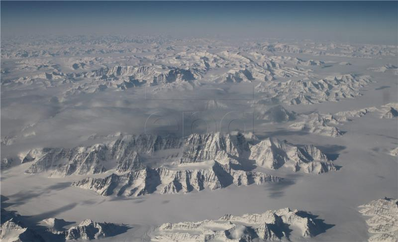 U ledenjaku pronađeni virusi stari 15.000 godina