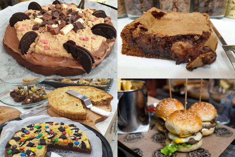 NEVJEROJATNE SLASTICE Kukiccino slatičarnica i nevjerojatni burgeri iz Toster bara nezaobilazna su mjesta za sve gurmane