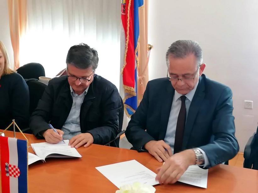 Župan Darko Koren potpisao Ugovor za izradu projektne dokumentacije za Centar kompetentnosti vrijedan 600.000 kuna