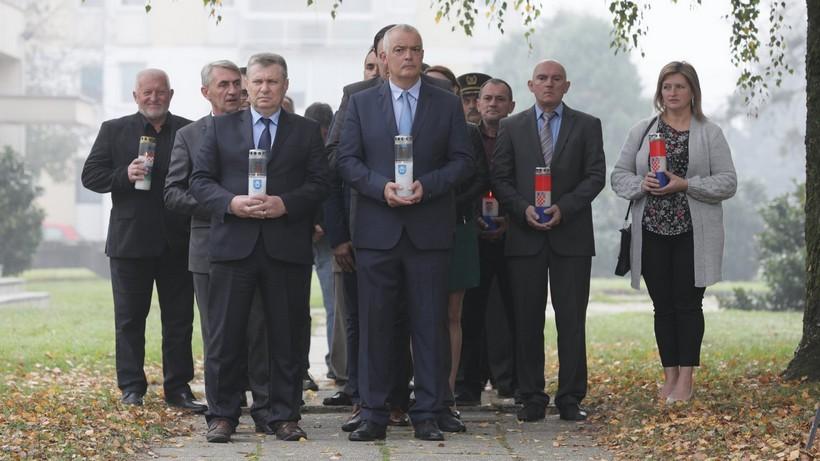 Brojne delegacije odale počast heroju Rudolfu Perešinu