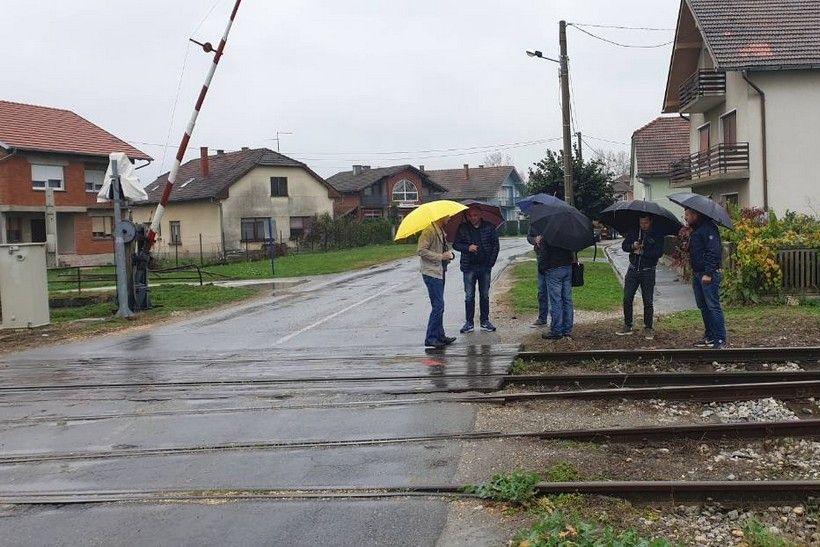 Počinje rekonstrukcija te uređenje pješačkog i kolnog pružnog prijelaza u đurđevačkoj Vinogradskoj ulici