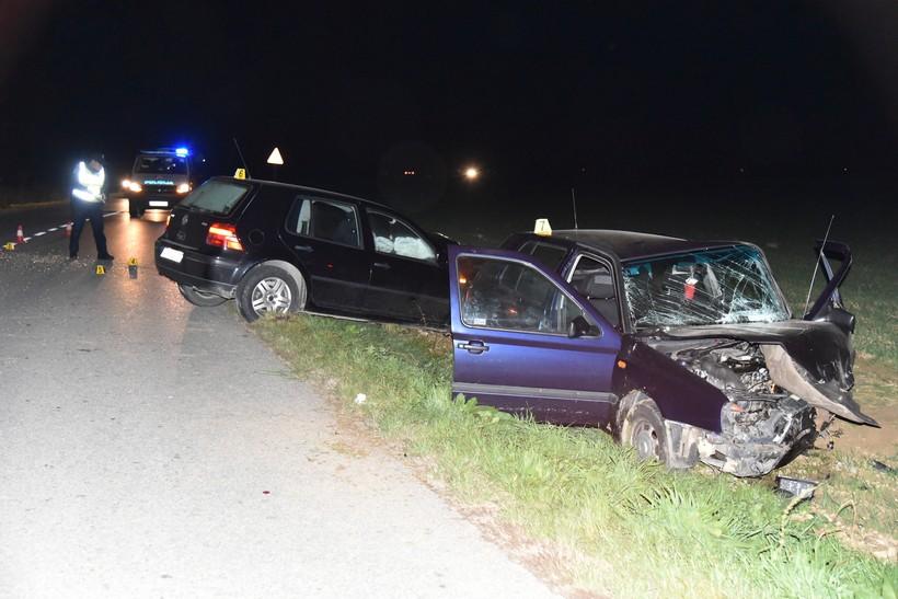 [FOTO] U sudaru dvaju automobila ozlijeđeno pet osoba
