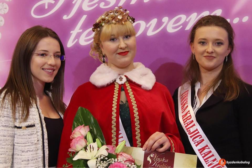PRIJAVITE SE! Traži se Vinska kraljica Kalničke vinske regije 2020.
