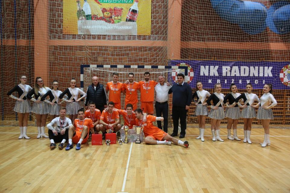 Malonogometni turnir županijskih klubova Robin trgovine-Ožujsko: Kunovčani bez premca