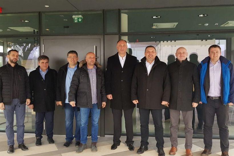 Đurđevac postaje sveučilišni grad // Odrađen prvi radni sastanak s predstavnicima Sveučilišta Sjever