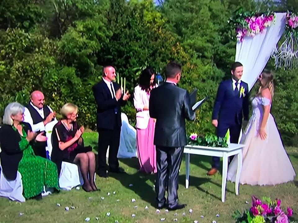 Vjenčao se prvi par u 'Braku na prvu'
