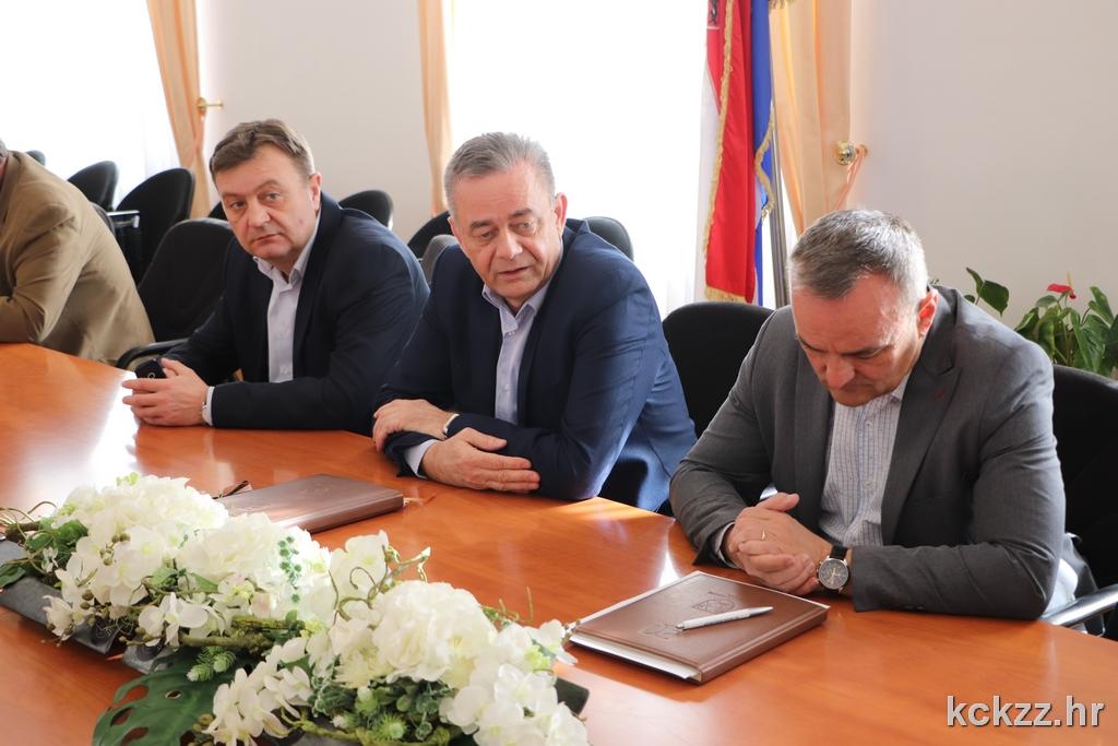 Župan Koren donio Odluku o preventivnoj mjeri prestanka izravnog rada sa strankama