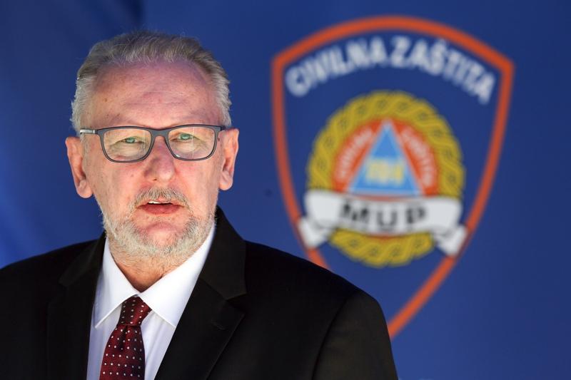 Davor Božinović: Treba postojati razlog za putovanje u BiH, Srbiju i druge zemlje u regiji