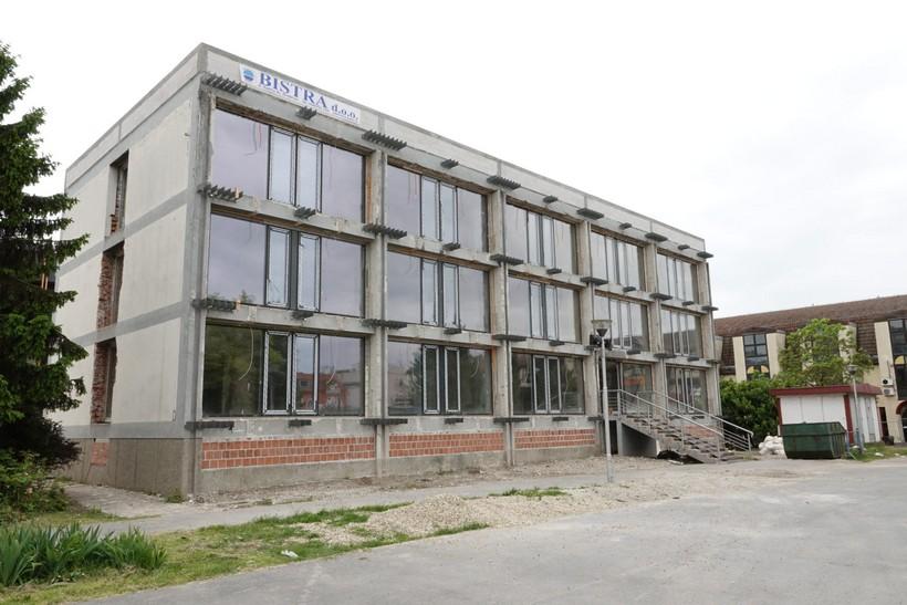 Sve bliže kraju radovi na energetskoj obnovi bivše zgrade MUP-a u Đurđevcu