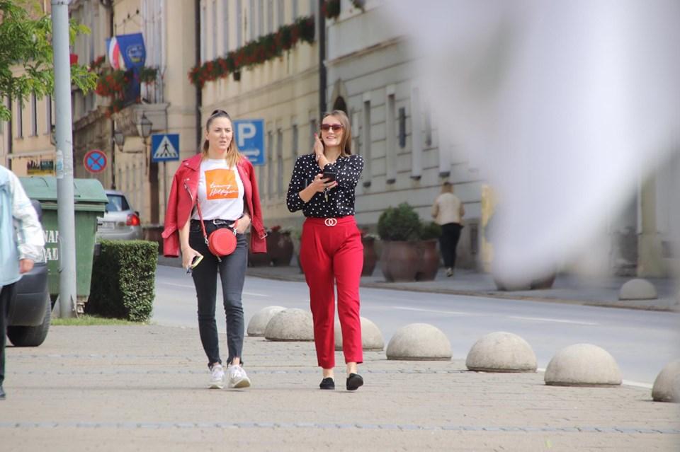 KRIŽEVAČKO 📸 FOTKALO Lijepo je u gradu