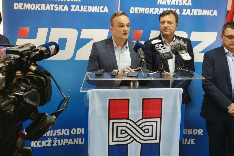 Dožupan Ljubić o prigovorima vatrogasaca: 'Očito je da su se izbori uvukli i u vatrogastvo'