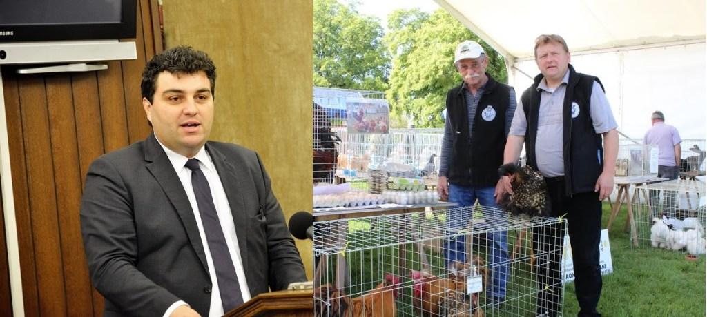 Gradonačelnik Rajn: Udruge za uzgoj malih životinja važne su za promociju Križevaca | Milan Mišir: Žao mi je što je došlo do nesuglasica