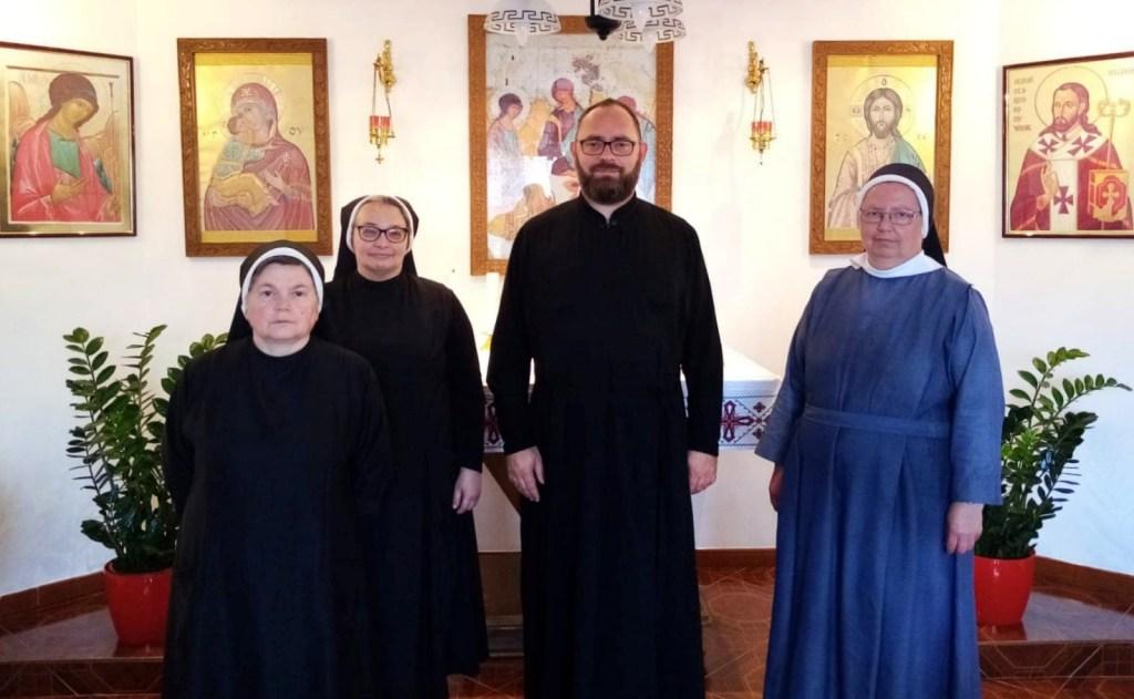 Ordinarij Križevačke eparhije mons. Milan Stipić pohodio grkokatoličku župu u Vukovaru: Biti svet je uvijek poziv svakoga kršćanina