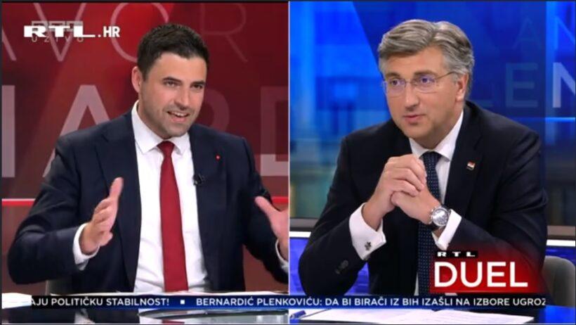 🎦 Bernardić: 'Vi ste jedan napuhani balon'