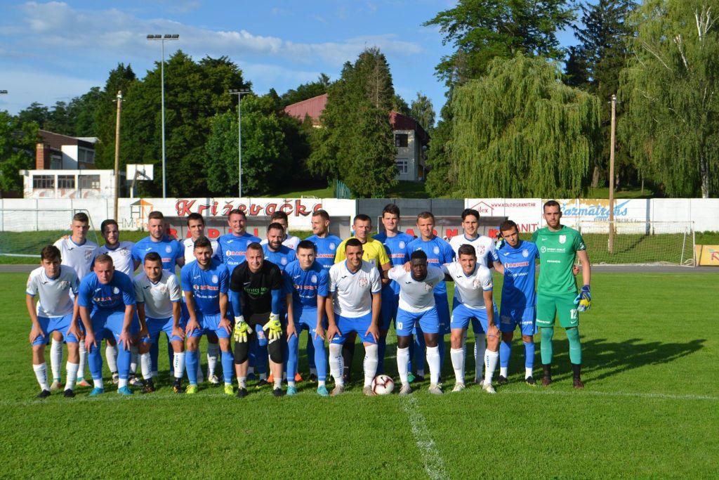🖼️ Križevčani i Bjelovarčani u pripremnoj utakmici neodlučeno na gradskom stadionu