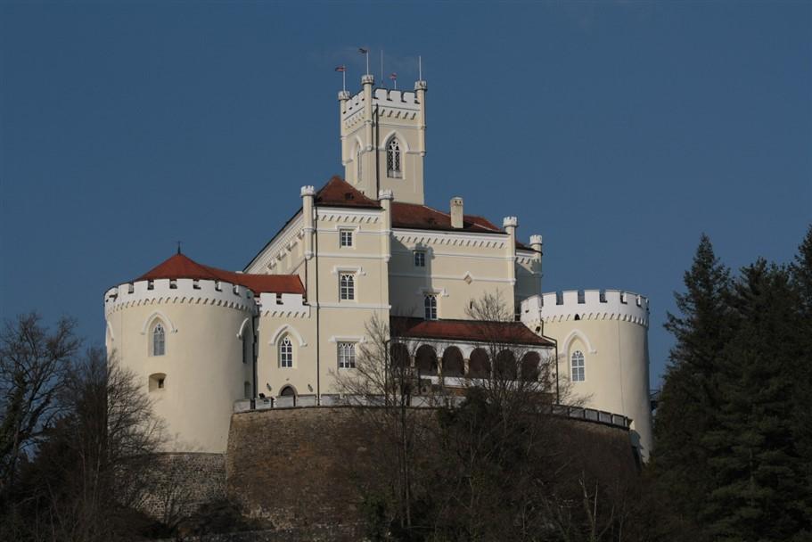19. lipnja 1954. otvoren muzejski postav dvorca Trakošćan