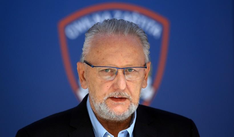 Božinović najavio oštriju kontrolu provedbe novih mjera