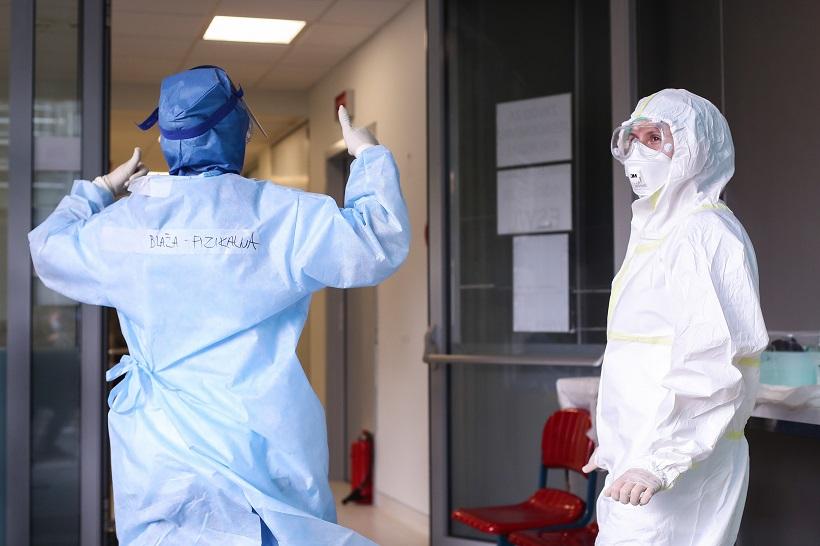 U Vrbovcu, Svetom Ivanu Zelini i Dugom Selu pao broj novozaraženih osoba