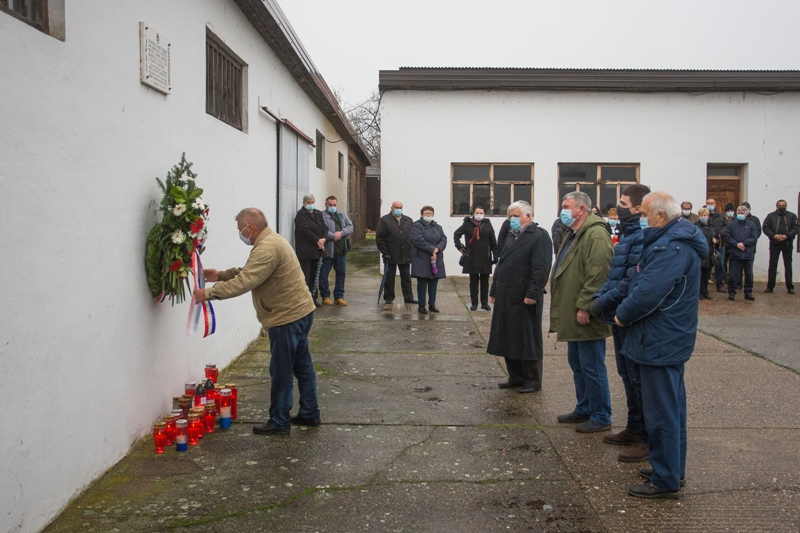 Vukovarci se prisjetili žrtava u Veleprometu