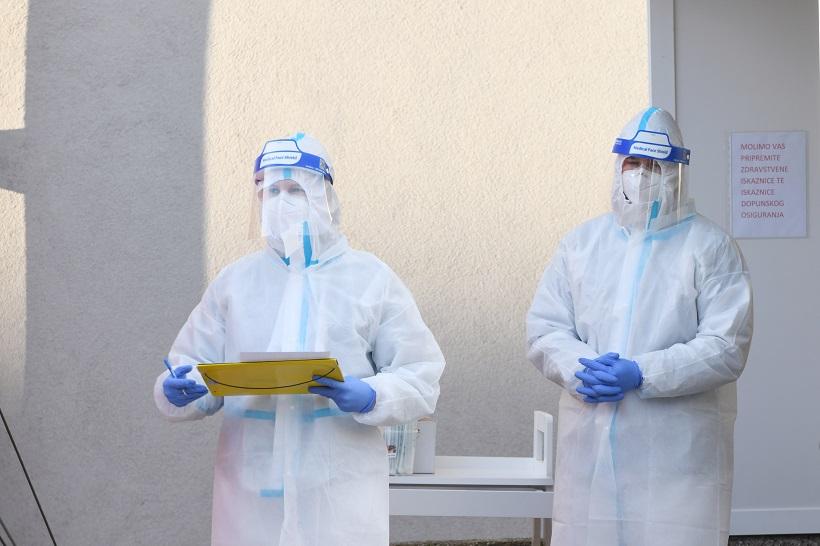 Virovitičko-podravska županija sa samo dva nova slučaja zaraze