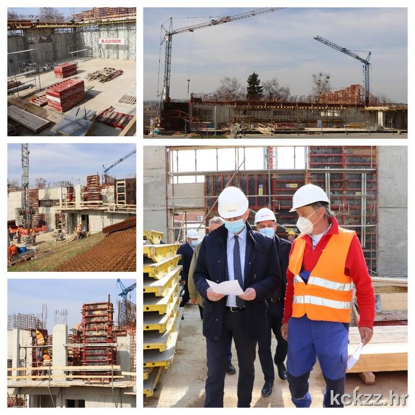 Gradnja školske sportske dvorane u općini Sveti Ivan Žabno