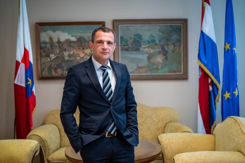 [INTERVJU] Župan Matija Posavec: 'Do sada smo investirali 2 do 3 milijardi kuna u javnu infrastrukturu, a idućem mandatu i dalje planiramo energično povlačiti EU sredstva'