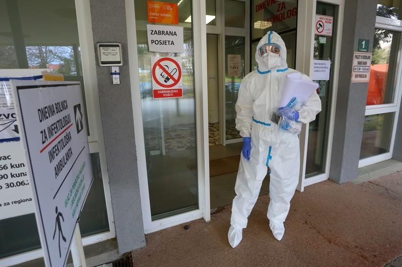 U Međimurskoj županiji četiri nova slučaja koronavirusa, umrla jedna osoba