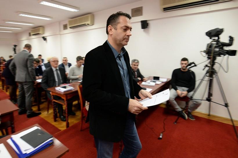 Patafta najavio kandidaturu za varaždinskog gradonačelnika