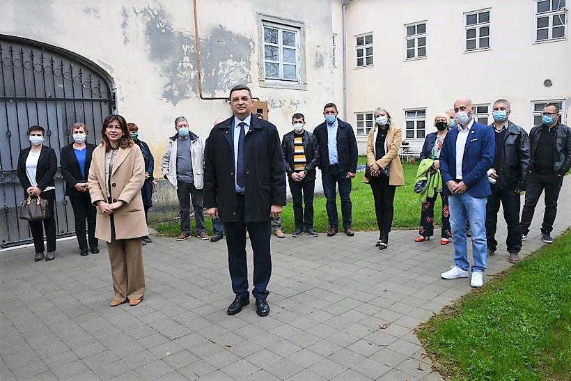 HDZ predao kandidaturu za gradonačelnika grada Križevaca / Mato Devčić: Zahvaljujem građanima na podršci i vjerujem da ih kao gradonačelnik neću razočarati