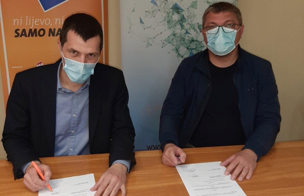 Mreža i HNS zajedničkom listom na izbore u Gradu Koprivnici