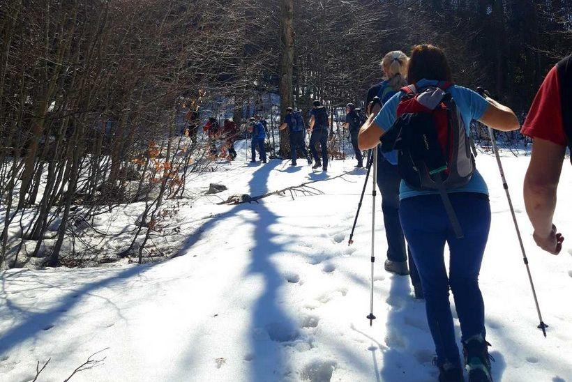 Vrbovečki planinari uživali u Gorskom Kotaru