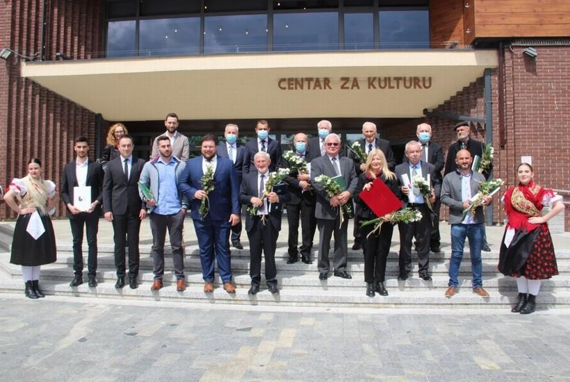 Dodijeljena javna priznanja zaslužnim pojedincima povodom Dana Međimurske županije, Lidija Bajuk proglašena počasnom građankom